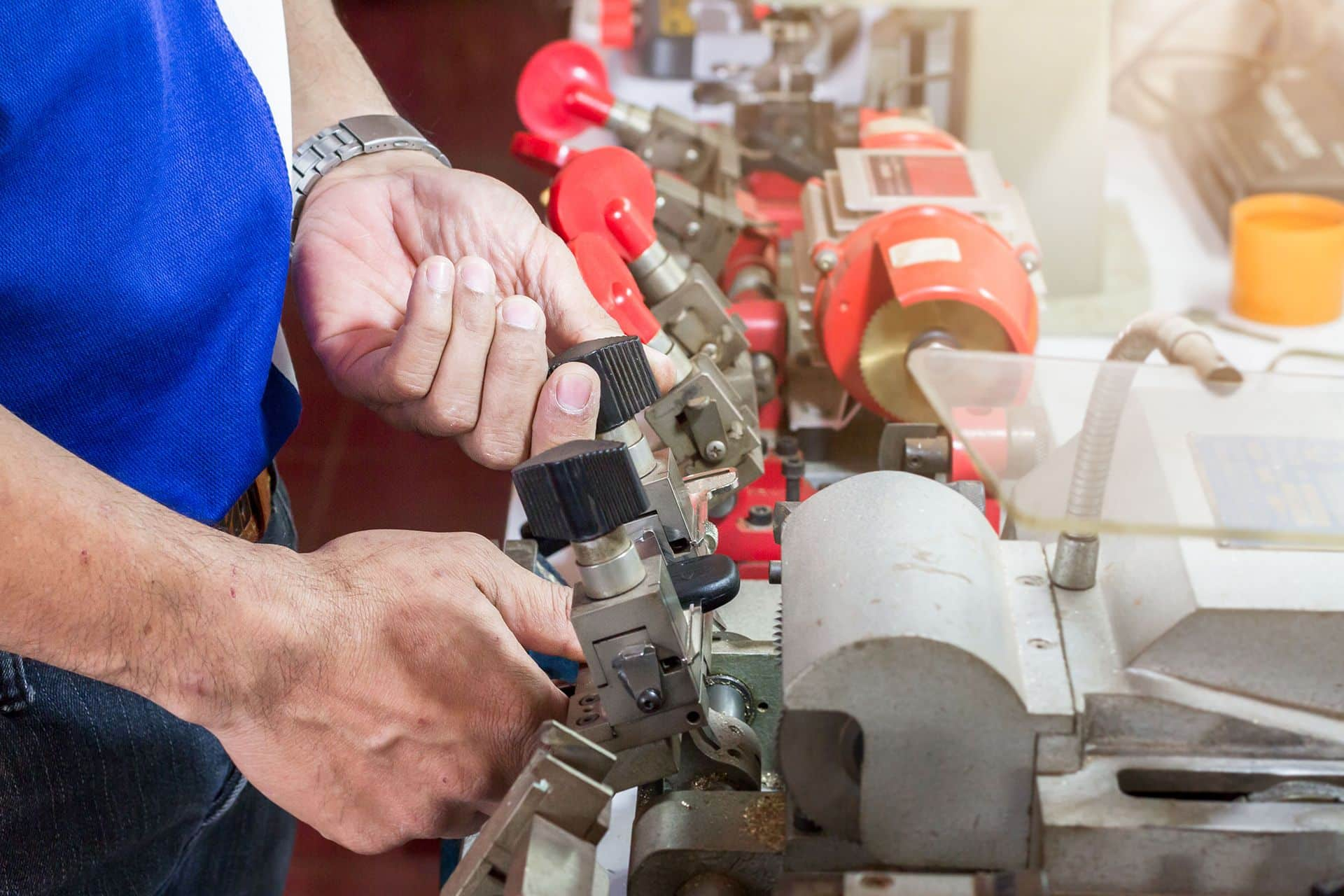Industrial Locksmith Orange County